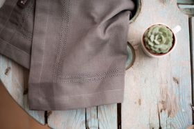 TABLE RUNNER/HS2/COT-LIN